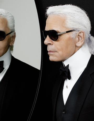 Interviu: Karl Lagerfeld – Omul fara trecut
