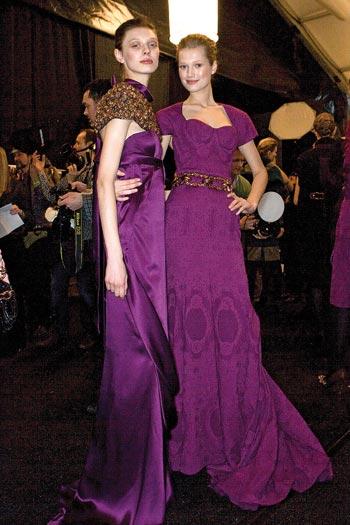 Indigo – la moda in sezonul toamna-iarna