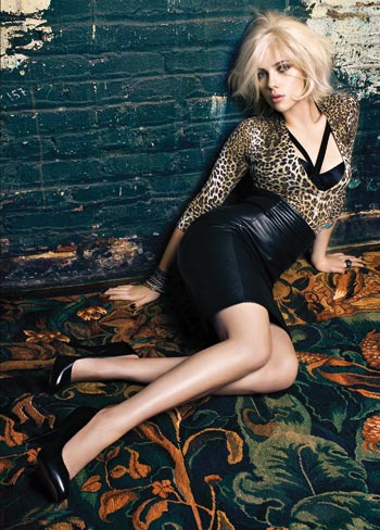 Scarlett Johannson, noua imagine Mango