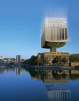Un centru rezidential modern pentru o viata mai buna