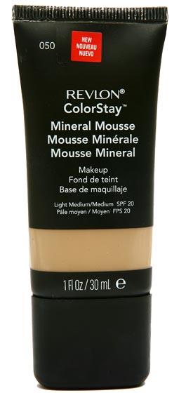 Fondul de ten ColorStay Mineral Mousse de la REVLON