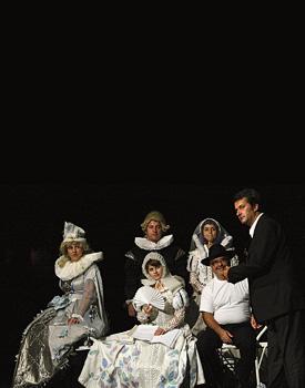 Teatrul Odeon: Pyramus & Thisbe 4 You
