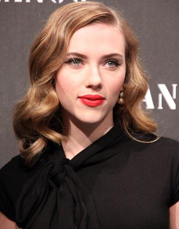 Scarlett Johansson in forma pentru Iron Man 2