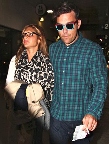 Robbie Williams se casatoreste de Valentine's Day
