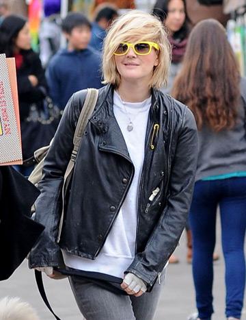 Drew Barrymore impacata cu ideea inaintarii in varsta