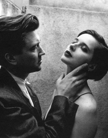 Isabella Rossellini si despartirea de David Lynch