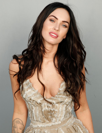 Megan Fox, o mama perfecta