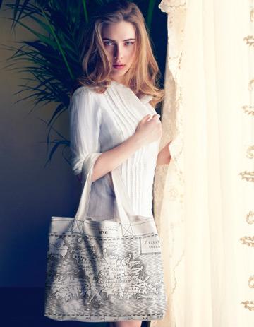 Scarlett Johansson, designer pentru Mango