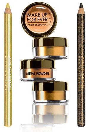 Gold Diamond Powder de la Make Up For Ever