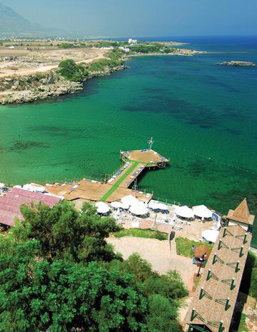 Un paradis turistic numit Ciprul de nord