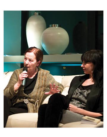 Clubul de carte Elle – intalnire cu Aurora Liiceanu