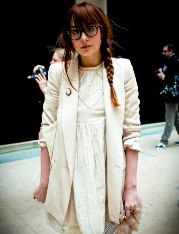 Streetstyle: moda in Paris