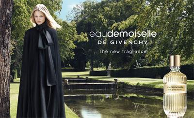 Eaudemoiselle, un parfum pentru suflete de aristocrate