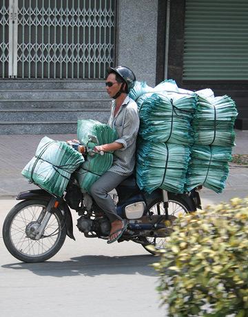 O escapada in Saigon