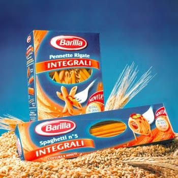 Barilla – placerea pastelor autentic italiene