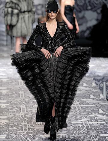 ELLE FASHION: Saptamana modei de la Paris