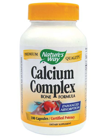 Calcium Complex Bone de la Secom