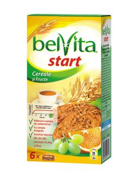Belvita Start – biscuiti creati special pentru micul dejun!