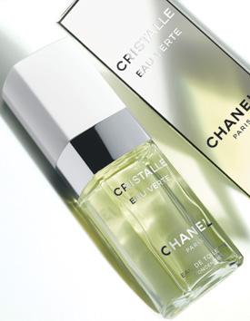 Cristalle Eau Verte Chanel