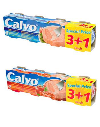 Tonul Calvo bogat in microelemente esentiale, proteine si vitamine