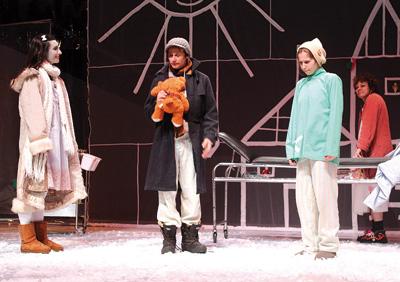 Teatrul Bulandra: Oscar si Tanti Roz