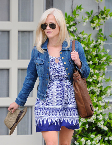 Reese Witherspoon isi va primi steaua pe Walk of Fame