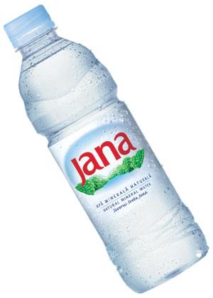 Jana apa minerala naturala din Croatia