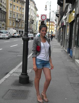 Street Chic look