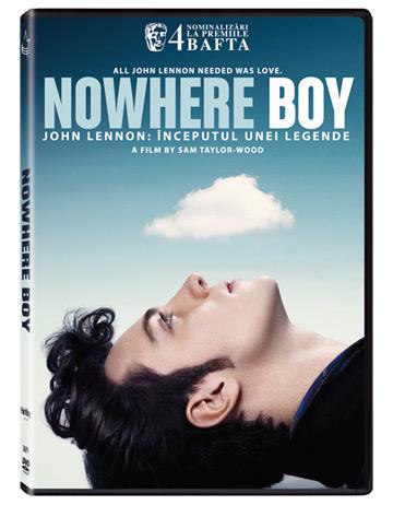 Nowhere Boy- Lansare DVD