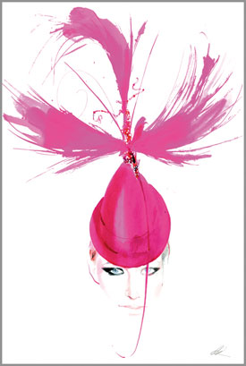 Philip Treacy Maestrul palariilor couture