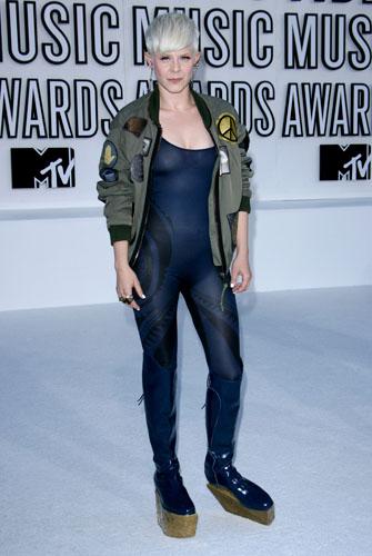 Vedete la MTV Video Music Awards 2010