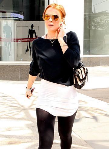 Lindsay Lohan la dezintoxicare