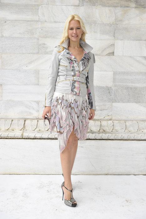 Vedete la Cavalli Fashion Show
