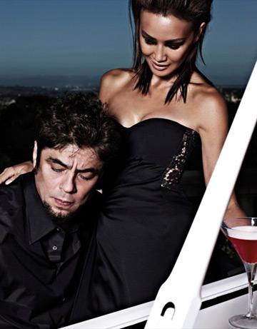 The Red Affair, noul calendar Campari