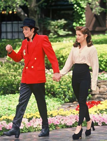 Lisa Marie Presley se simte vinovata pentru moartea lui Michael Jackson