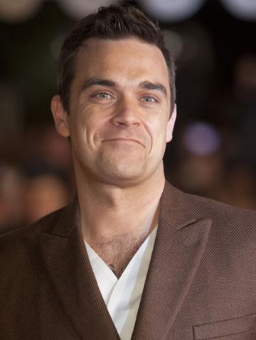Robbie Williams, un pustnic fericit