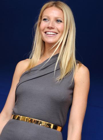 Classy Gwyneth Paltrow