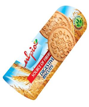 Biscuitii digestivi Ulpio – sursa ta de fibre