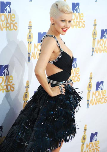 Christina Aguilera pregatita pentru o noua dragoste