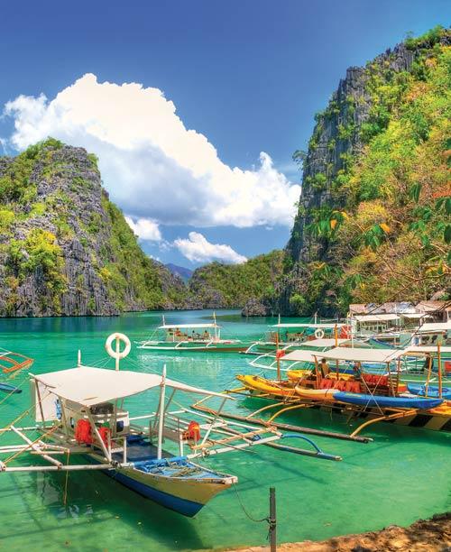 Destinatii turistice la care visam