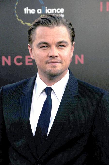 DiCaprio, laudat de Vladimir Putin