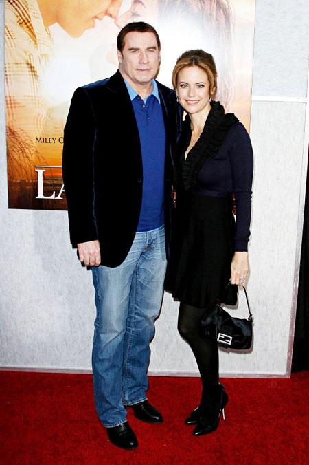 John Travolta si Kelly Preston, din nou parinti