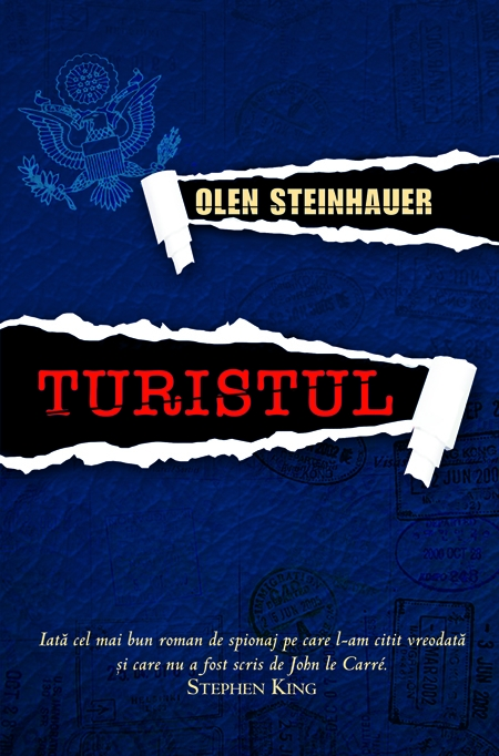 Olen Steinhauer – Turistul