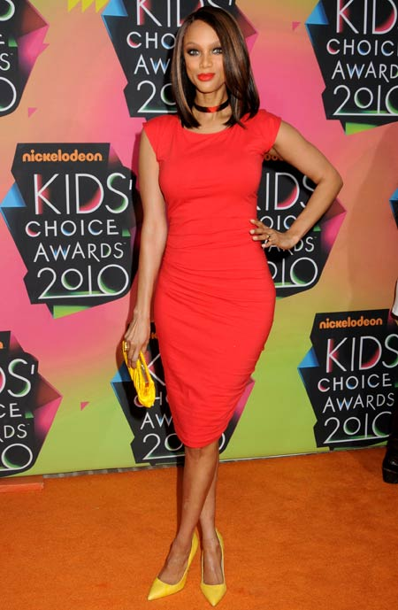 Topmodelul Tyra Banks a devenit mama
