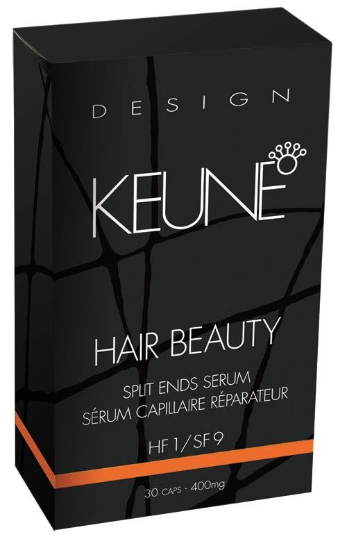 Hair Beauty, ser reparator concentrat, Keune