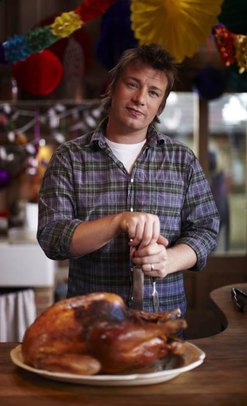 TV Paprika te trimite in Londra la restaurantul lui Jamie Oliver