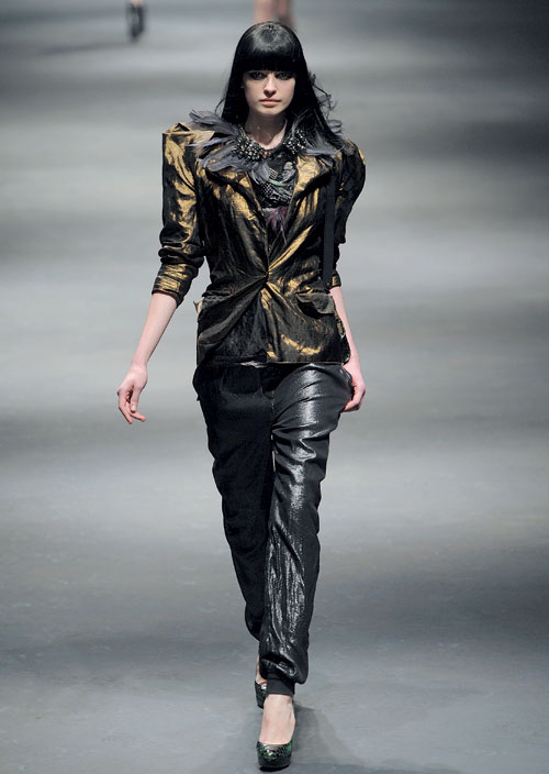 Tendinte moda: stil baroc