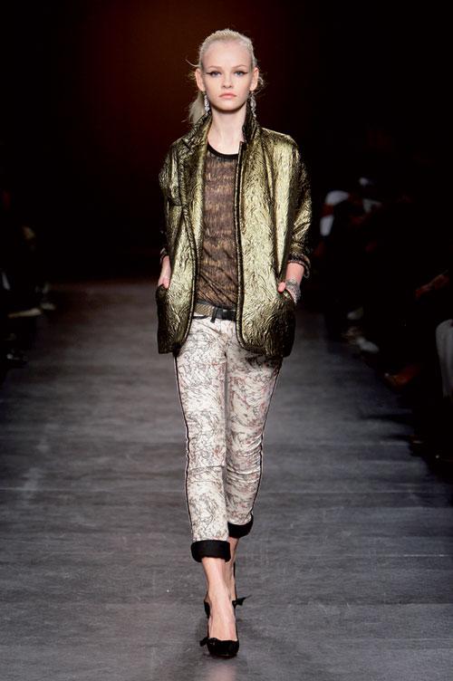 Pantalonii retro – Ghid de buna purtare