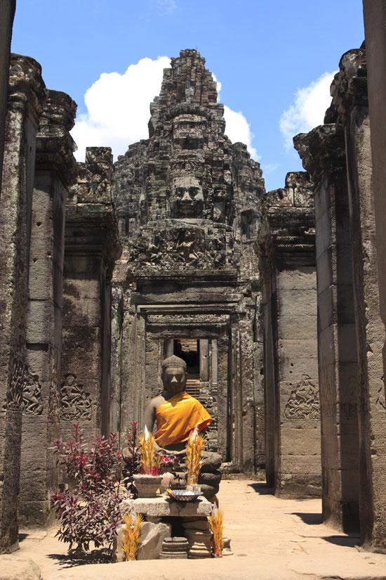 Cambodgia – zona templelor si a zimbetelor