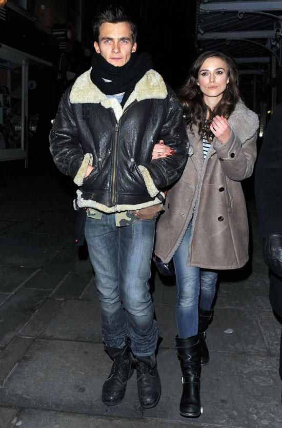 Keira Knightley si Rupert Friend s-au despartit